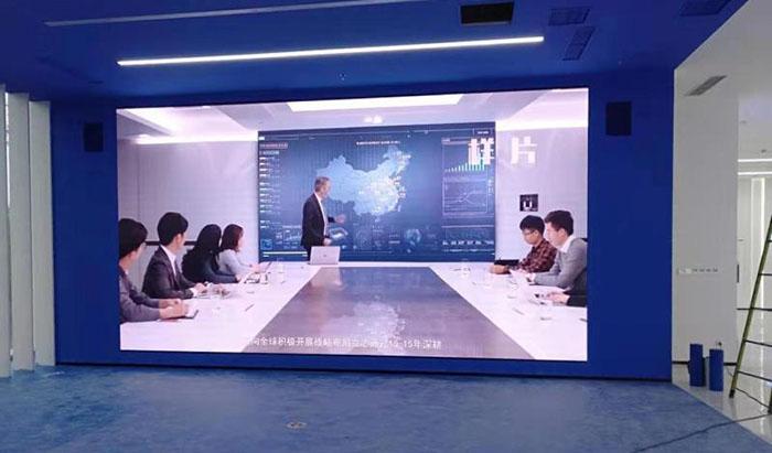 会议室、展厅高清显示屏