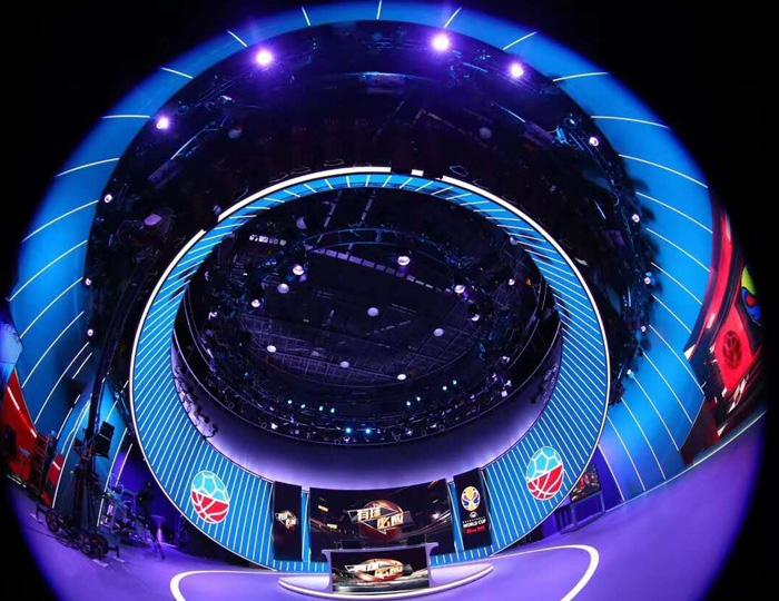 北京首钢腾讯视频直播中心P3.91项目