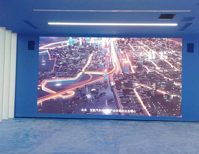 江苏昆山高新产业园P2国星项目20平米