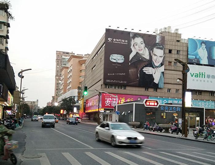 安徽省芜湖市镜湖区中山路LED显示屏项目