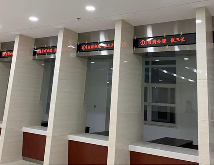 北京顺义区人民法院P2高清LED彩屏
