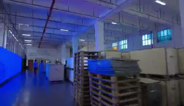 工厂老化实拍